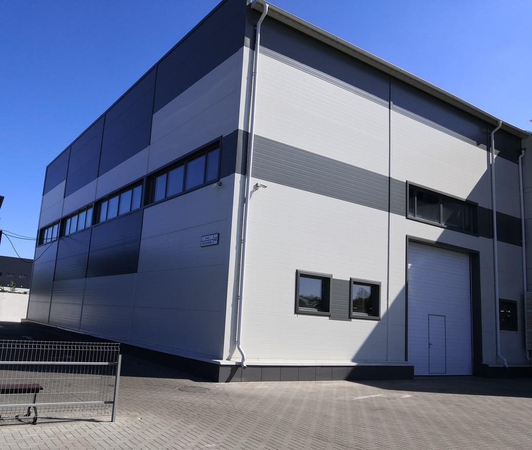 строительство производственных помещений воронеж