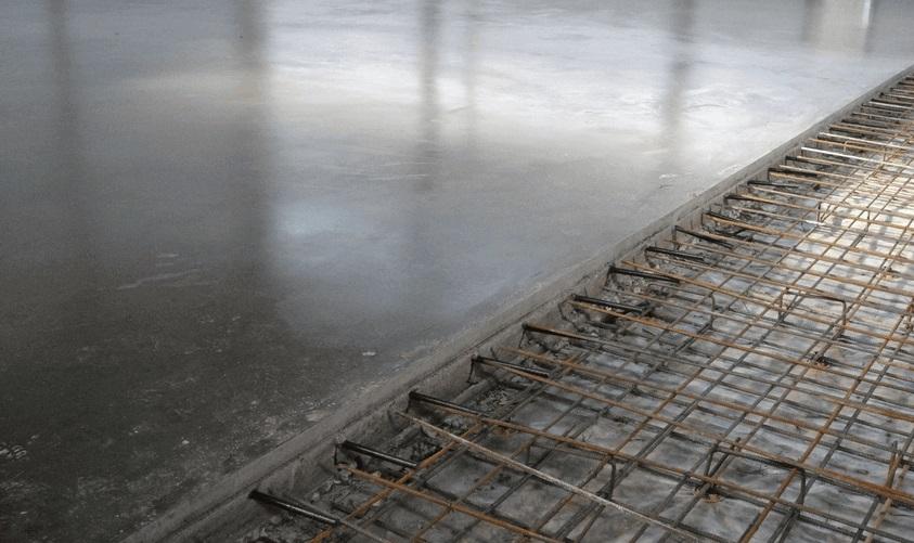 Чем покрыть бетонный пол