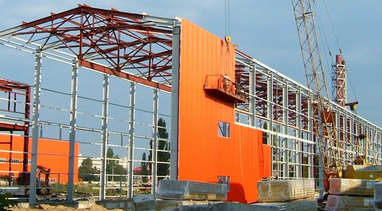 , Строительство складов под ключ, ПМстрой