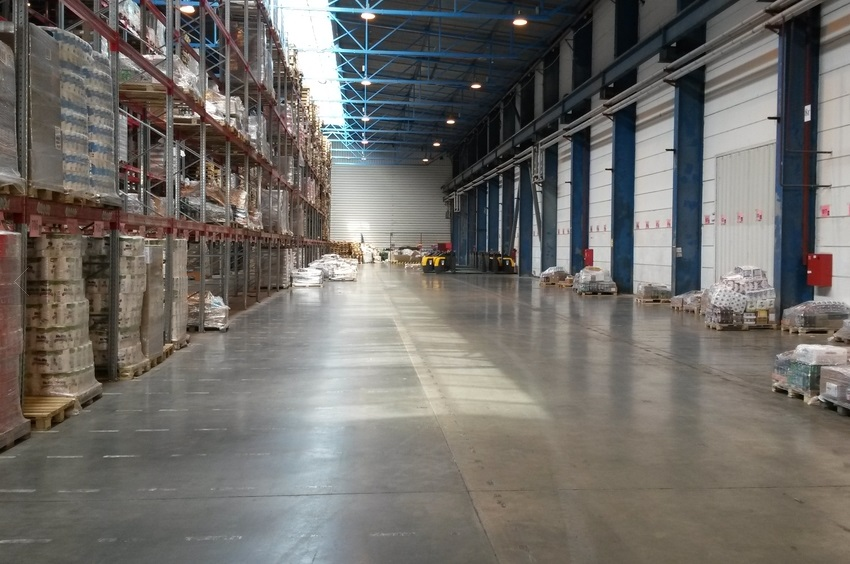 строительство складов