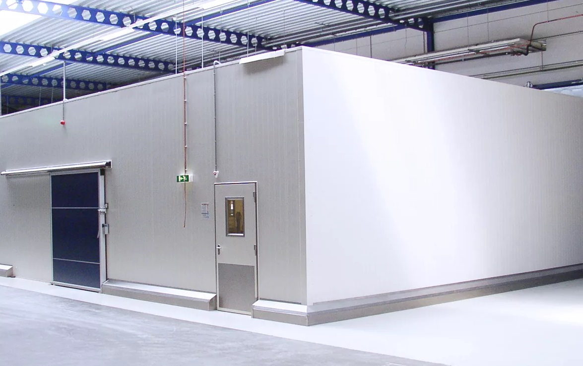 Холодильный склад «под ключ», Холодильный склад «под ключ», ПМстрой