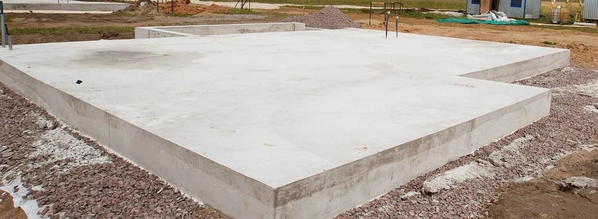 Фундамент монолитная плита, Фундамент монолитная плита, ПМстрой