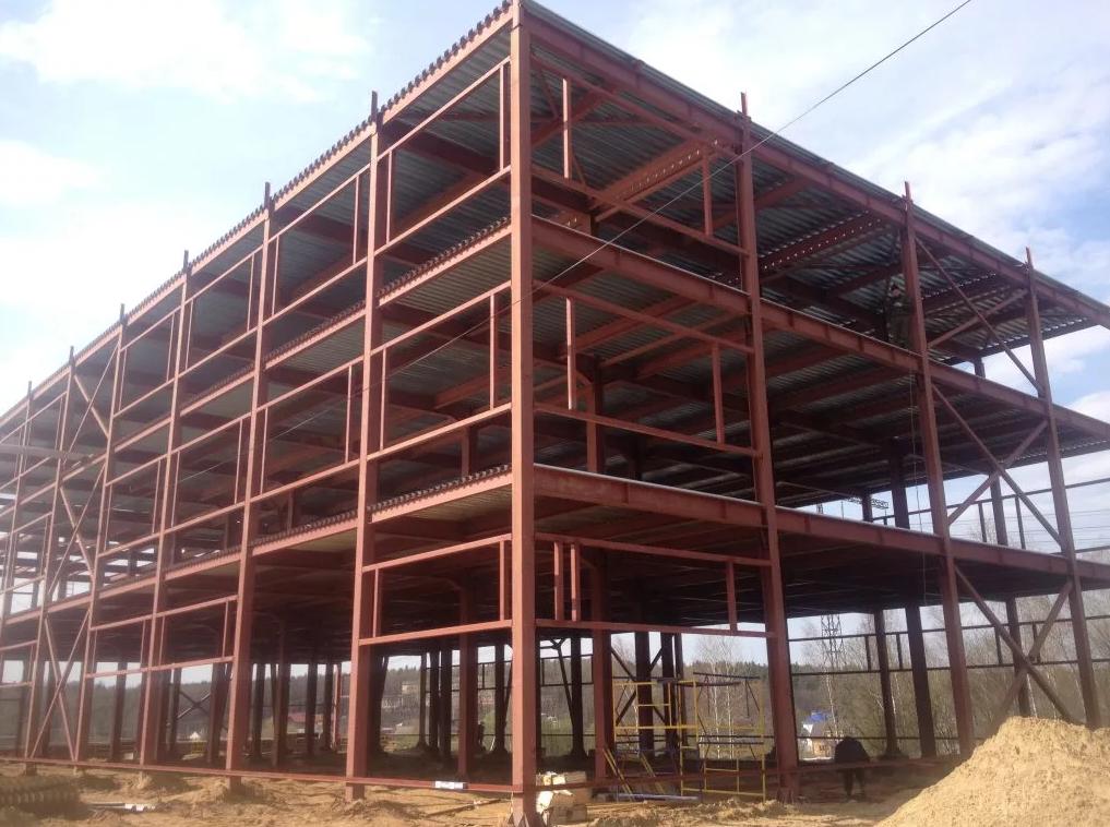Строительство ангаров и складов из металлоконструкций