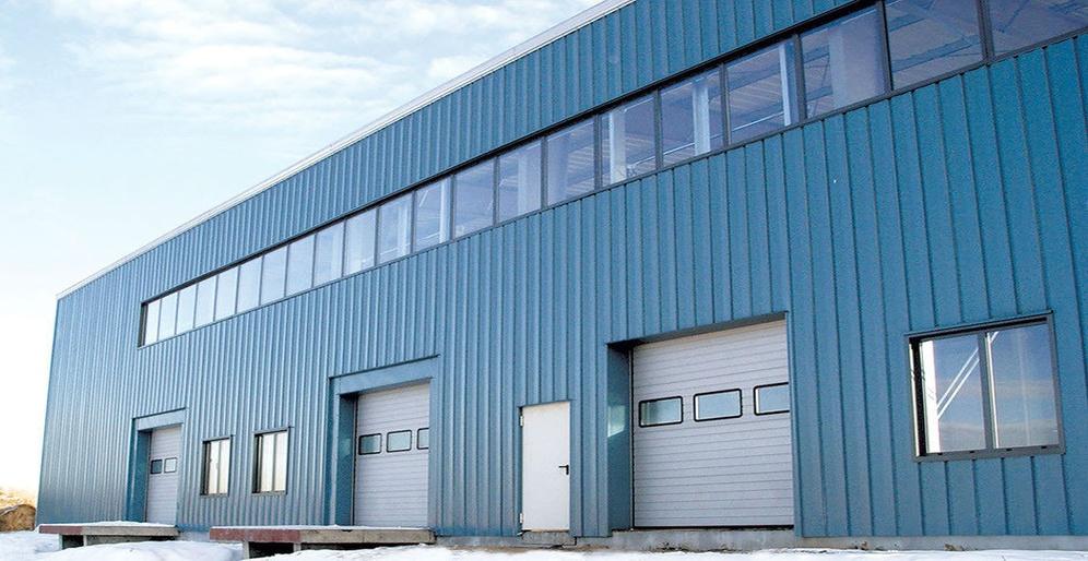 строительство производственных помещений цена