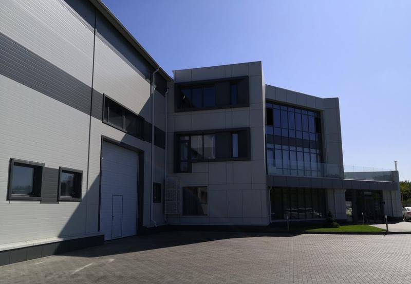 Строительство офисных помещений