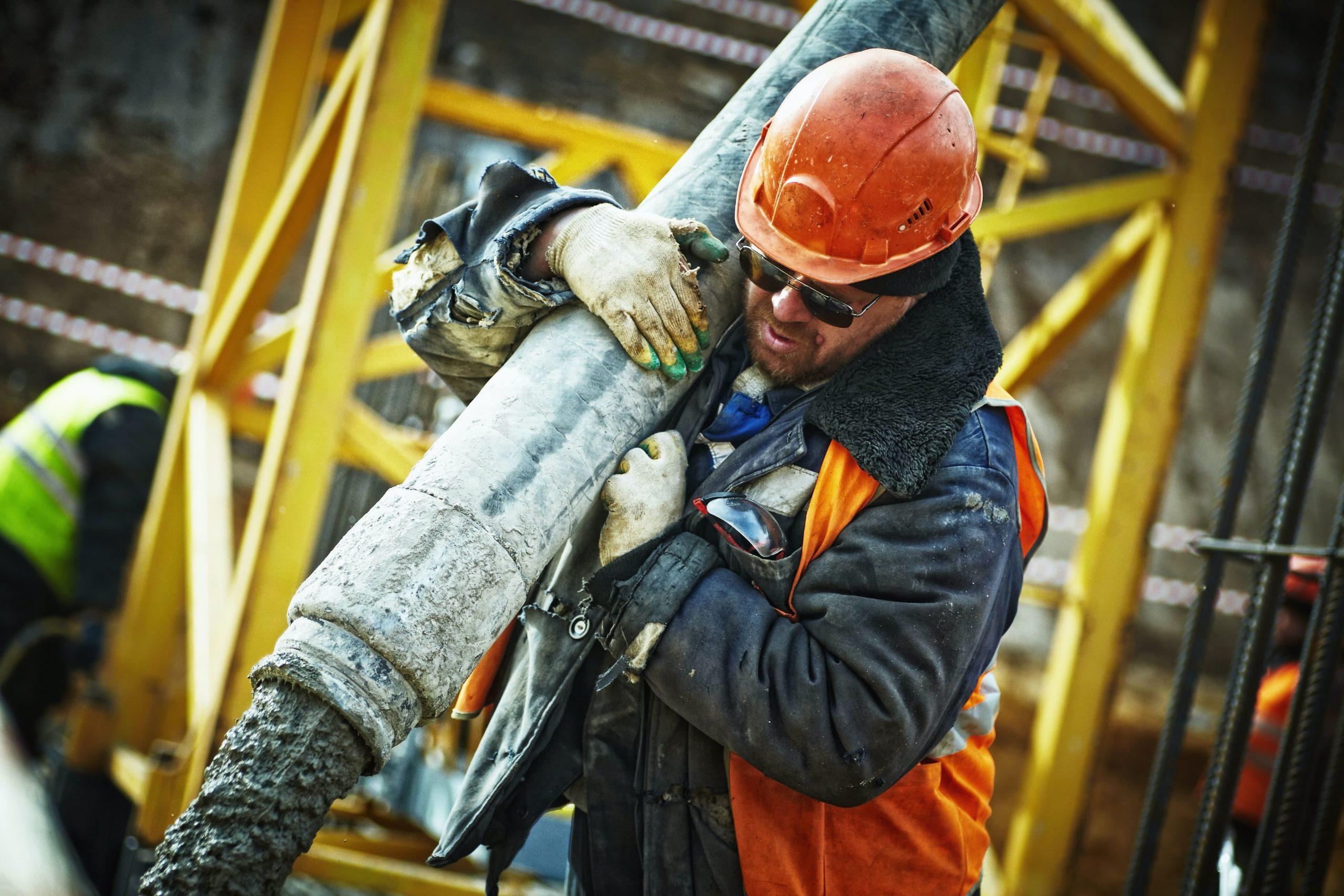 Бетонный фундамент, Строительство бетонного фундамента, ПМстрой