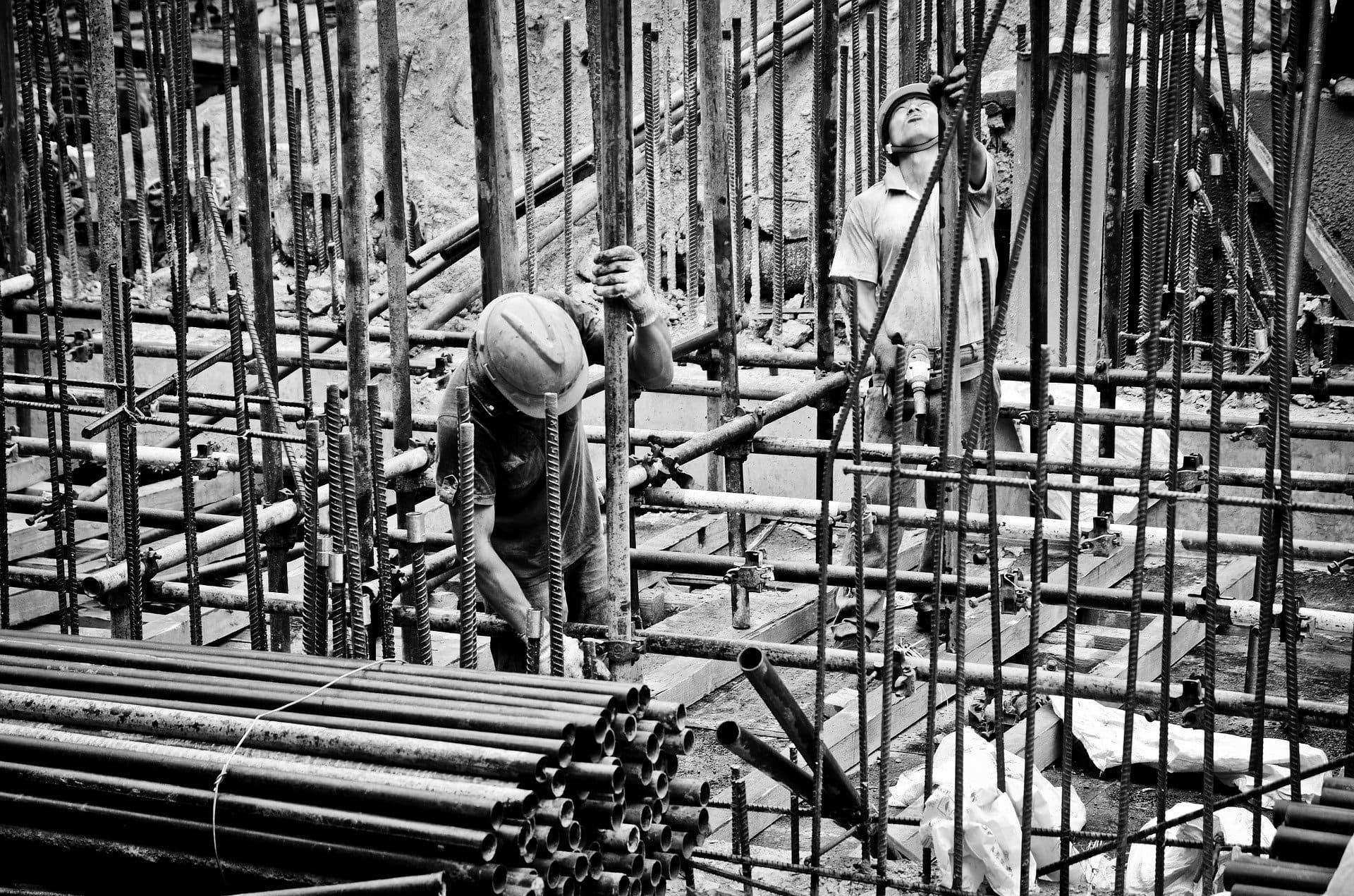 Фундамент «под ключ», Строительство фундамента, ПМстрой